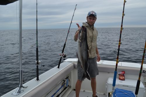 Maine groundfishing maine ocean adventures for Maine deep sea fishing charters