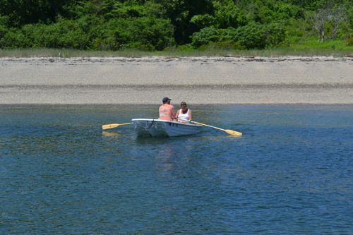 Maine Sea Glass Hunitng Maine Ocean Adventures