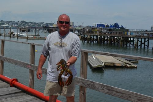 Lobster maine ocean adventures for Fishing tours near me