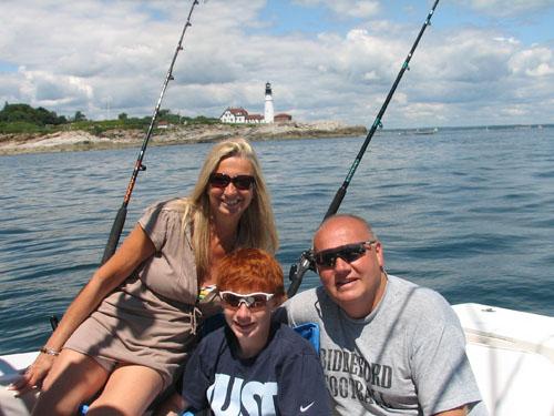 Portland Headlight Maine Ocean Adventures