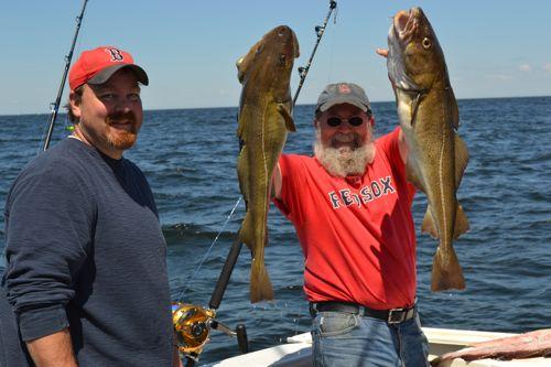 Damon earle june 2012 maine ocean adventures for Deep sea fishing maine