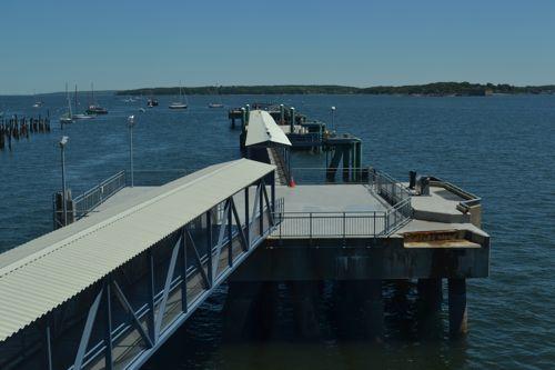 Ocean Gateway Terminal Portland Maine Maine Ocean