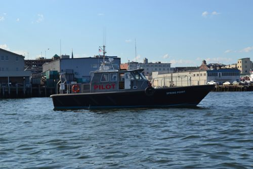 Another wonderful day taking a casco bay cruise and tour for Deep sea fishing maine