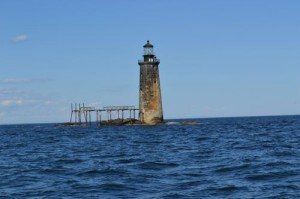 Maine deep sea fishing and Casco Bay cruises