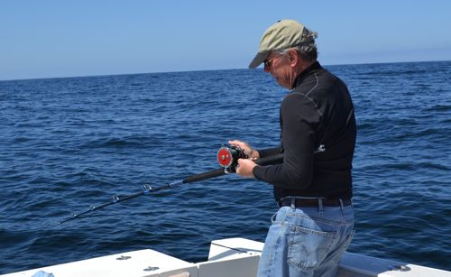 Deep Sea Fishing In Maine On Father S Day June 2012