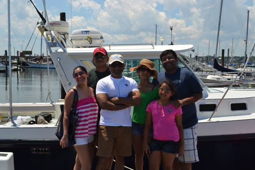 Greater portland and casco bay visit maine party for Deep sea fishing maine